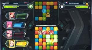 Cosmic Shock League – Nutaku