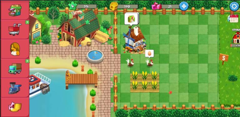 Booty Farm – Nutaku