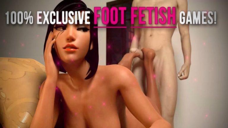 Feet Sex Games