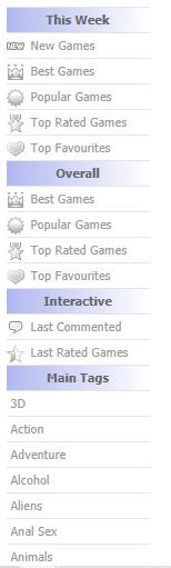 Gamcore Sex Games