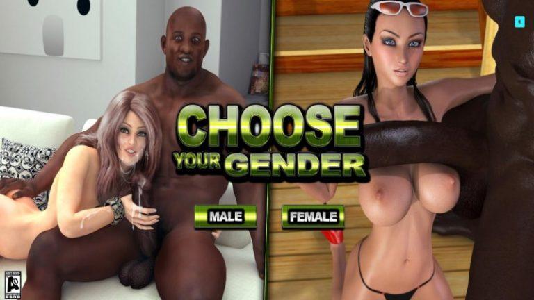 Interracial Sex Game