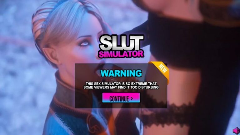 Slut Sex Simulator