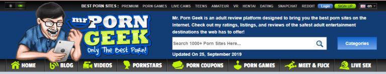 MrPornGeek.com