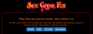 Sex Game Fun Review