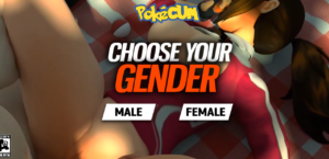 PokeCUM – Parody XXX Game