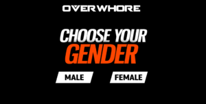 Overwhore – Parody Sex Game