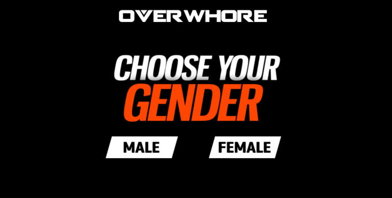 Overwhore – Parody Sex Game
