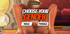 World of Whorecraft – Parody Sex Game