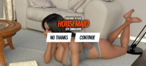 Housemaid Sex Simulator – Porn Game