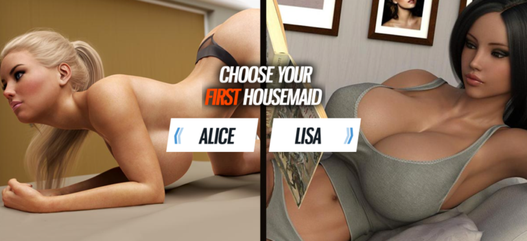 Housemaid Sex Simulator – Porn Game