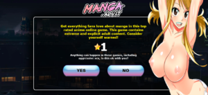 Manga Adult – Sex Game