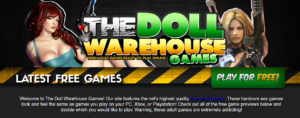 The Doll Warehouse – Porn Game
